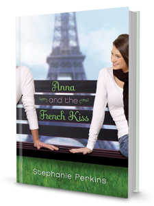AnnaAndTheFrenchKiss_book