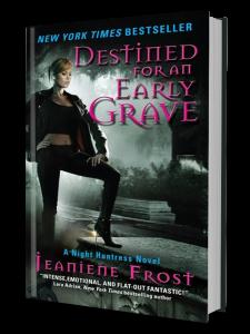 DestinedforanEarlyGrave_book