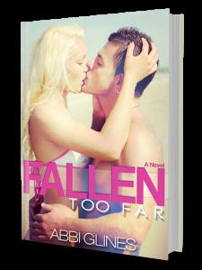 FallenTooFar_book