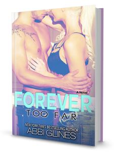 ForeverTooFar_book