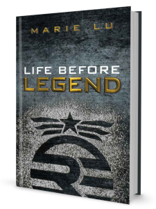LifeBeforeLegend_book