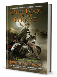 OneFootintheGrave_book