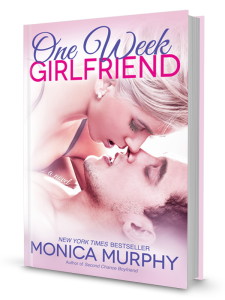 OneWeekGirlfriend_book