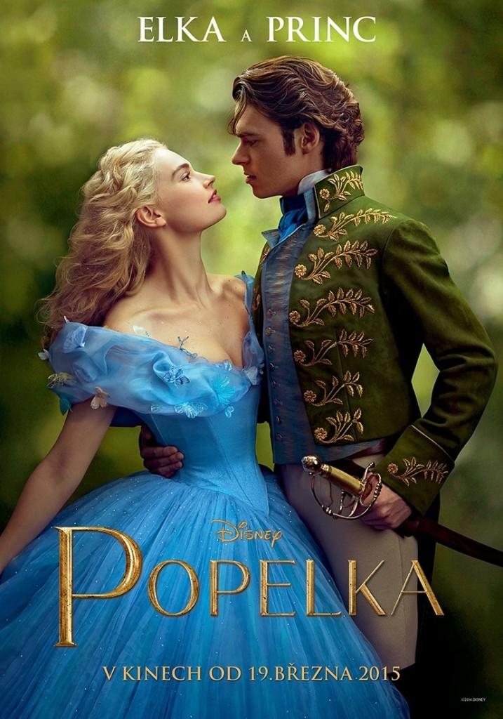 Popelka poster
