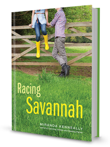 RacingSavannah_book