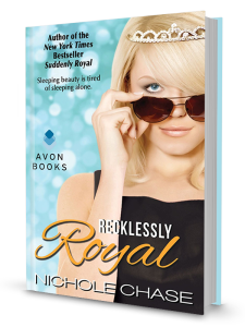 RecklesslyRoyal_book