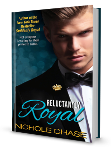 ReluctantlyRoyal_book