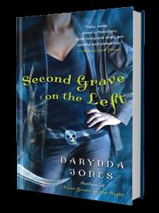 SecondGraveontheLeft_book