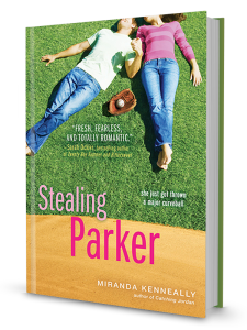 StealingParker_book