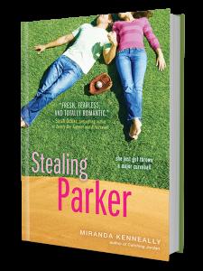 StealingParker_book