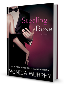 StealingRose_book
