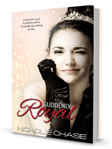 SuddenlyRoyal_book
