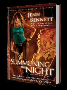 SummoningTheNight_book