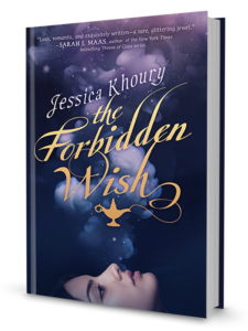 TheForbiddenWish_book