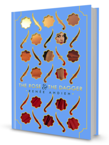 theroseandthedagger_book
