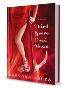 ThirdGraveDeadAhead_book