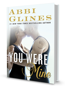 YouWereMine_book